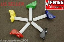 Multi Color PLASTIC Handle Bar CLAMP Dirt Bike HONDA XR CRF50 SSR KLX 110 PIT 70