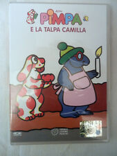 PIMPA E LA TALPA CAMILLA  Film Video CD Cartoni Animati