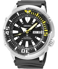 SEIKO PROSPEX SHROUDED MONSTER BABY TUNA 24LS D/D AUTO 660FT W/R WATCH SRP639K1