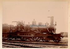 Locomotive N° 2.212 c. 1880-90 - Chemins de Fer du Nord Train - 67