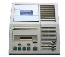 Philips Abspielgerät LFH 555 0555/00B Wiedergabegerät für Minikassetten  #100