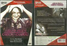 RARE DVD - LA JEUNE FILLE AU CARTON A CHAPEAU / CINEMA RUSSE 1927 - COMME NEUF