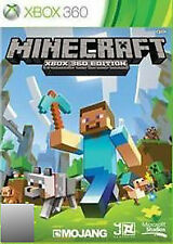 Minecraft Mine Craft XBox 360 Game Australian release Microsoft