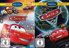 Cars 1 + 2 - Special Collection (Walt Disney) Pixar                  | DVD | 333