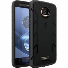 POETIC Motorola Moto Z /Moto Z Droid Edition [Revolution Series] Rugged Case BLK