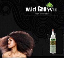 WILD GROWTH Hair Oil 4 Fl. Ounces