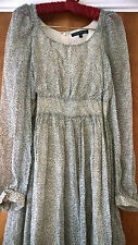 FRENCH CONNECTION Silk Dress UK 14