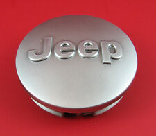 Jeep Silver Wheel Center Cap NEW Genuine OEM 1LB77TRMAC fits 07 - 15 many models