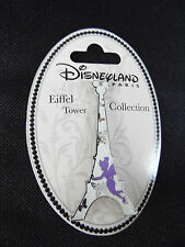 PINS DISNEY DISNEYLAND PARIS : TOUR EIFFEL FEE CLOCHETTE