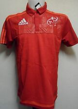 MUNSTER 2015/16 MEDIA POLO BY ADIDAS ADULTS SIZE ADULTS XXL BRAND NEW WITH TAGS