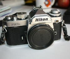 Nikon FM3A SLR Film camera body 252890