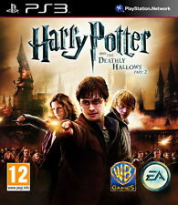 Harry Potter And The Deathly Hallows Parte 2 Ps3 * En Excelente Estado *