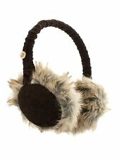 KitSound Winter Collection Cord Audio Earmuffs for Smartphones, iPod, iPad, MP3