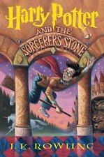 Harry Potter and the Sorcerer's Stone (J.K. Rowling, Hardcover) 1st American