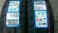 2 x 185/60/13 toyo r888r gg compound/rally tyres/race tyres/trackday tyres/race