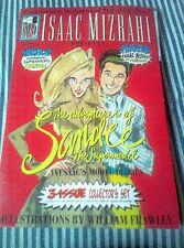 Isaac Mizrahi - Adventures of Sandee, The Supermodel, Signed 1st Edition