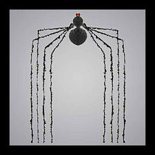WHOLE ROOM SPIDER DECORATION HALLOWEEN PROP. SPANS THE CEILING. HAUNTED HOUSE