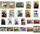 20*30CM Vintage Metal Sign Tin Motorcycle Home Bar Pub Garage Wall Decor Poster