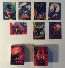 1994 FLEER MARVEL MASTERPIECES SINGLE BASE CARDS, 3 FOR $2.95. NM/M