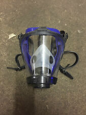 Painting Spraying Similar 3M Gas Mask Full Face Facepiece Respirator Size MEDIUM