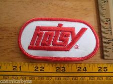 Hotsy pressure washers serviceman company patch older monster truck