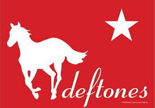 "DEFTONES FLAGGE / FAHNE ""WHITE PONY"" POSTER FLAG POSTERFLAGGE"