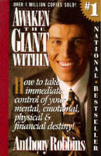 Awaken the Giant Within By Robbins, Tony | New (Trade Paper) BOOK
