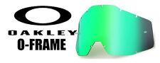 Goggle Shop MX Motocross lens for Oakley 2000 - Mirror Green