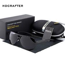 Mens Polarized Driving Sunglasses fashion sun glasses Pilot Sports goggles