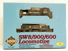 "LIFE-LIKE/PROTO 2000 LIMITED EDITION HO M/A ""PENN CENTRAL"" SW8/900/600 PWR LOCO."