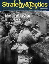 Strategy & Tactics #301, Nov-Dec 2016: Kaiser's War in the East