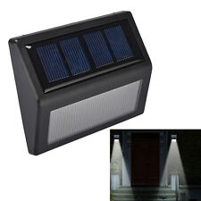 1PC 6LED Solar Power Light Sensor Wall Light Garden Lamp Florid Nice