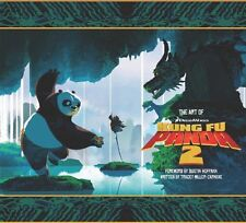 THE ART OF KUNG FU PANDA 2 Libro in Inglese NEW .cp