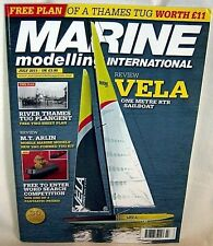 July 2011 MARINE MODELLING INTERNATIONAL HOBBY MAGAZINE #292