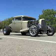 VAPHEAD swept front frame, hot rod old school rat rod low 1928-31 Model A Ford