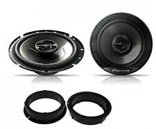 VW Beetle 1997-2011 Pioneer 17cm Rear Door Speaker Upgrade Kit 240W
