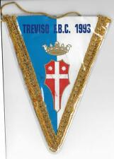 TREVISO ITALY ITALIA FOOTBALL CLUB OFFICIAL SMALL PENNANT SEALED OLD
