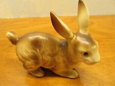 vintage porcelain rabbit figurine