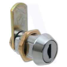 Lowe & Fletcher 2106 Nut Fix Camlock 20mm Cabinets & Postboxes Keyed to Differ
