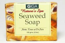 GIGA NATURALS Organic ~SLIMMING SEAWEED SOAP~ (100g) Firms, Tones & De-Fats