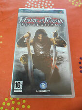 Prince of Persia révélations PSP Complet de sa notice