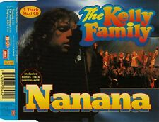 THE KELLY FAMILY Nanana MCD 1997 RAR & WIE NEU 90s Folk Rock Klassiker !