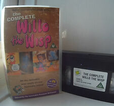 Willo The Wisp - Complete Series VHS Video