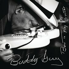 BUDDY GUY - BORN TO PLAY GUITAR  CD NEU