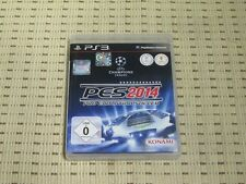 Pes 2014 Pro Evolution Soccer para PlayStation 3 ps3 PS 3 * embalaje original *