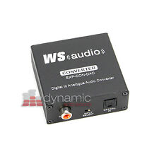 WyreStorm EXP-CON-DAC Audio Express™ DAC Digital to Analogue Audio Converter