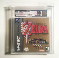The Legend of Zelda BRAND NEW and FACTORY SEALED VGA u90 GAME BOY NES SNES