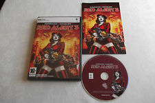 COMMAND & CONQUER C&C RED ALERT 3 APPLE MAC/DVD COMPLETE ( RTS strategy game )