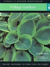 Cassell's Garden Directories: Foliage Gardens : Instant Reference to More...