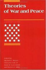 Theories of War and Peace (International Security Readers)  Paperback